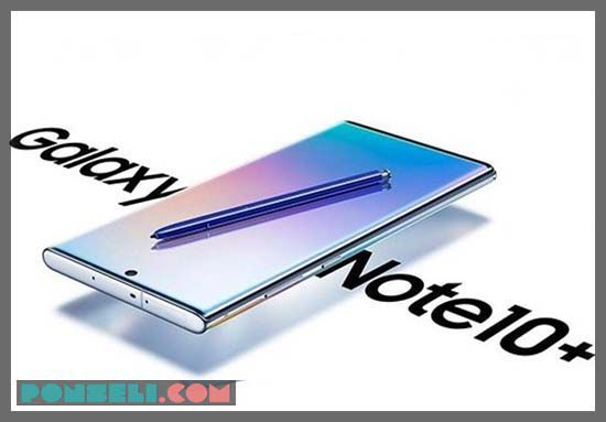 Gambar Samsung Galaxy Note10+