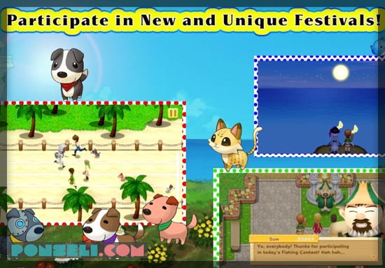 Game Harvest Moon Android Offline
