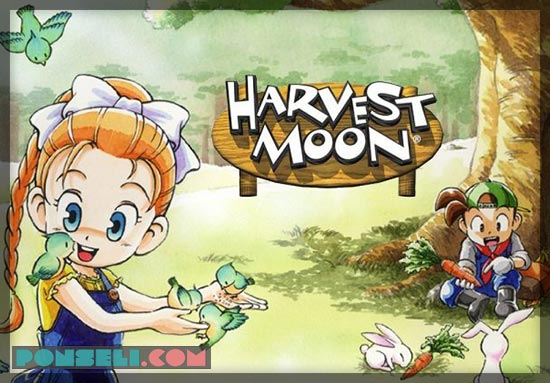 Game Harvest Moon PS1 Android