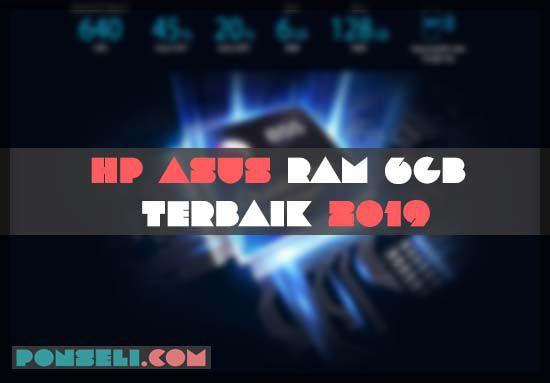 HP ASUS RAM 6GB Murah