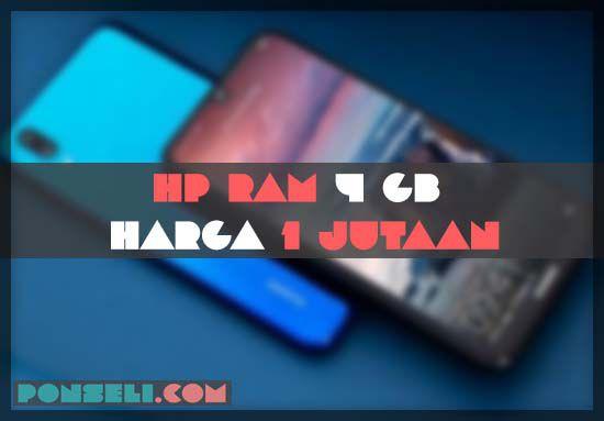HP RAM 4GB Harga 1 Jutaan