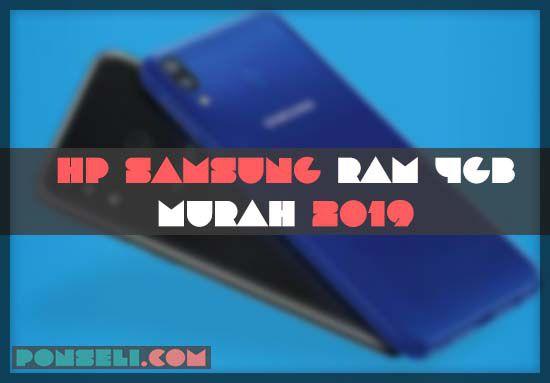 HP Samsung RAM 4GB Murah