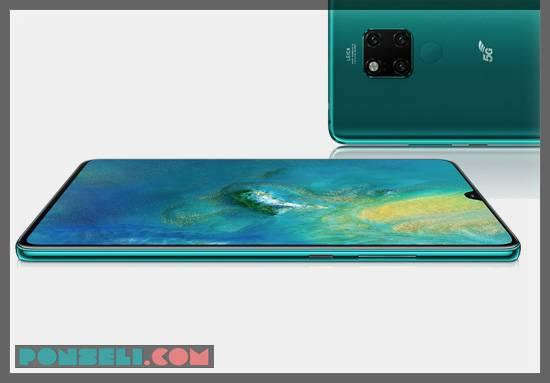 Kamera Huawei Mate 20 X 5G