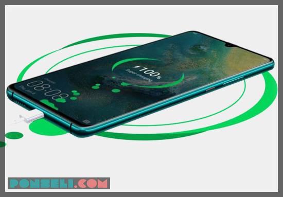 Koneksivitas Huawei Mate 20 X 5G