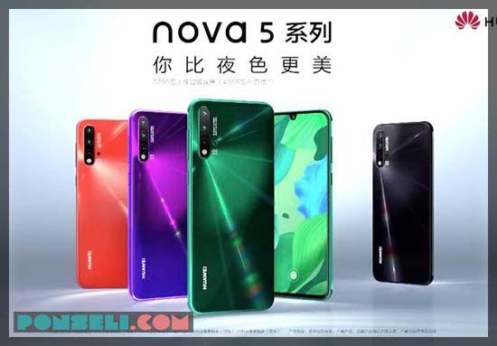Perfoma Huawei Nova 5i Pro