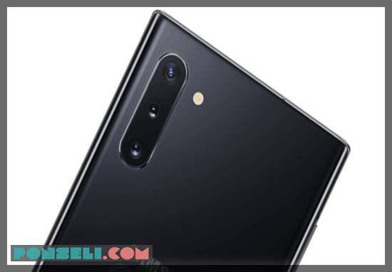 Spesifikasi Samsung Galaxy Note10+