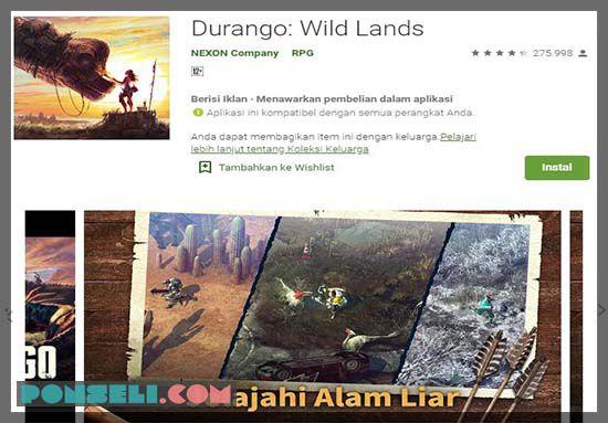 Durango Open World