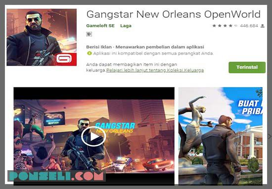 Gangstar new Orlands