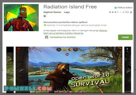 Radiator Island Free