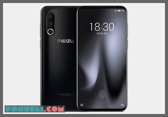 Spesifikasi dan Harga Meizu 16s Pro