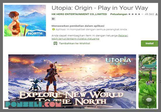 Utopia Origin