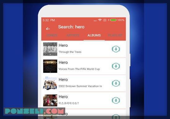 Aplikasi Mp3 Music Downloader