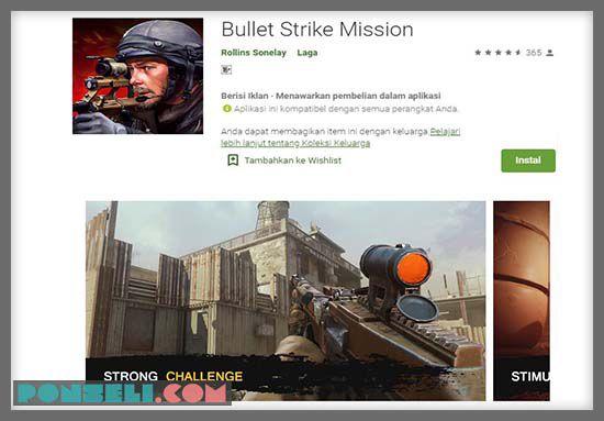 Bullet Strike Mission