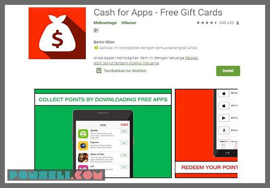 Cash For Apps