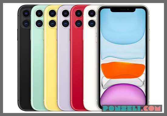 Daftar Harga iPhone 11