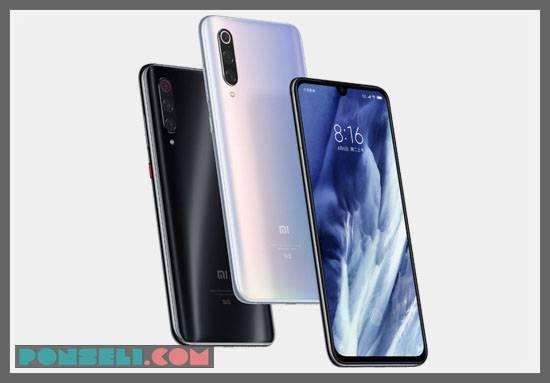 Desain Xiaomi Mi 9 Pro