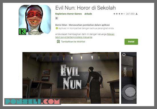 Evil The Nun
