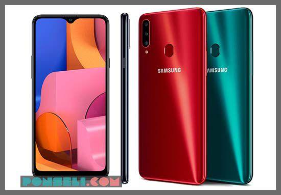 Gambar Samsung Galaxy A20s