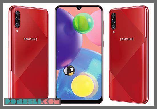 Gambar Samsung Galaxy A70s