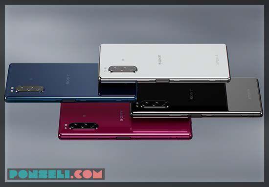 Gambar Sony Xperia 5