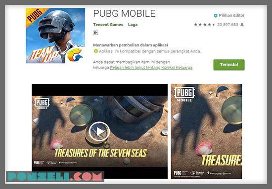 Game Mirip PUBG Mobile Terbaik