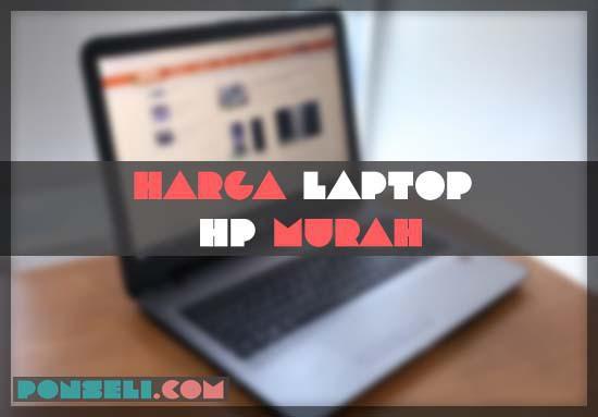 Harga Laptop HP Murah Terbaik