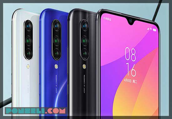 Kamera Xiaomi Mi 9 Lite