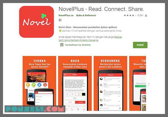 NovelPlus
