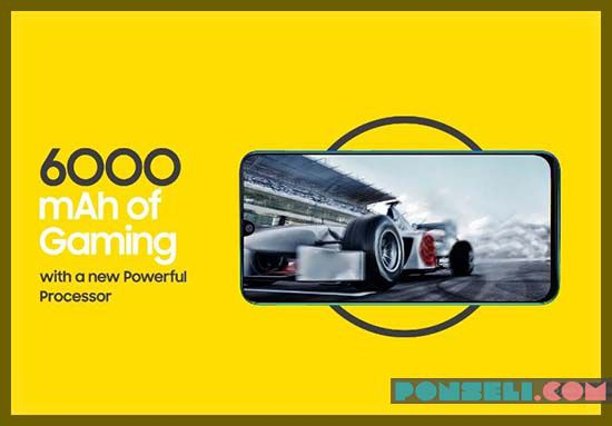 Samsung Galaxy M30s Indonesia