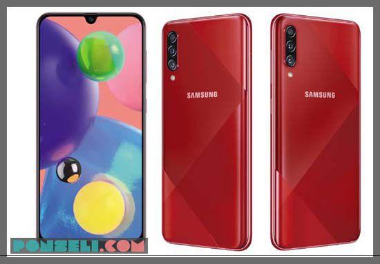 Spesifikasi Samsung Galaxy A70s