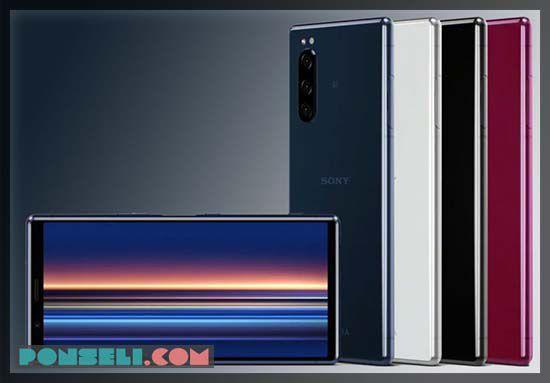 Spesifikasi Sony Xperi 5