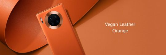 Warna Huawei Mate 30 Pro Vegan Leather Orange