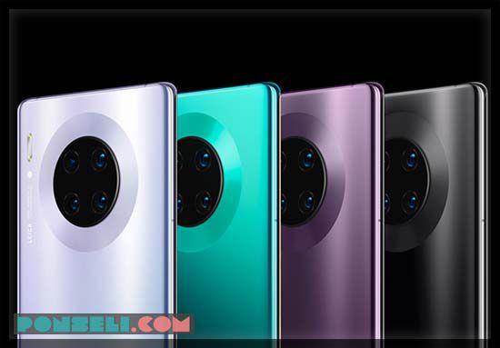 Warna Huawei Mate 30