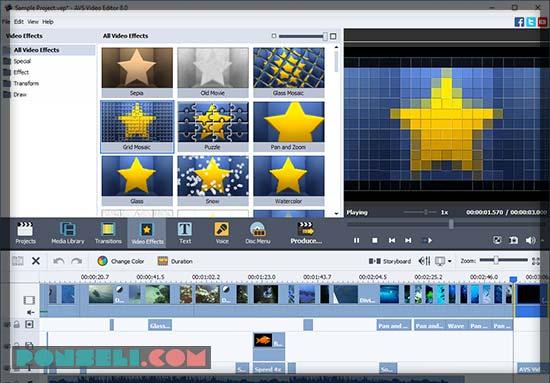 Aplikasi Edit Video PC Paling Ringan