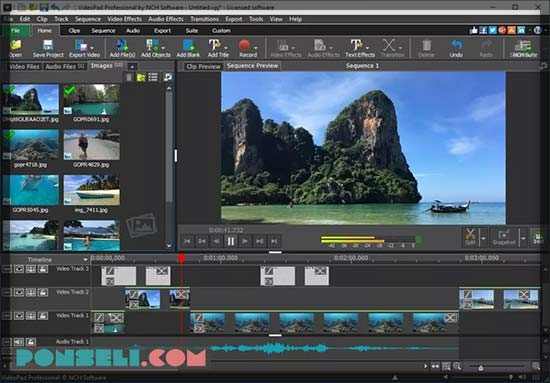Aplikasi Editing Video Gratis
