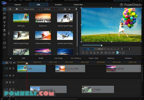Aplikasi Editor Video PC Gratis Ringan