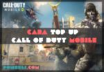 Cara Top Up Call Of Duty Mobile