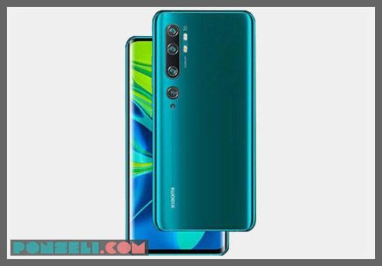 Harga Xiaomi Mi Note 10