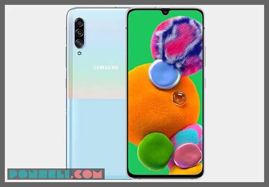 Spesifikasi dan Harga Samsung Galaxy A91