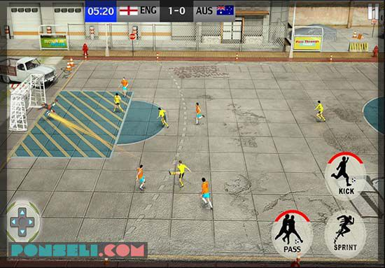 Street Soccer League 2019