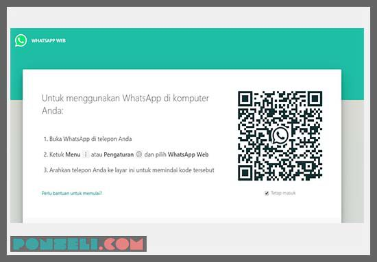 Whatsapp Web Terbaru