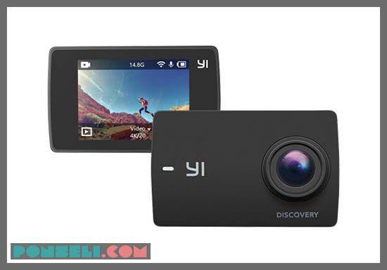 Xiaomi Yi Discovery 4K