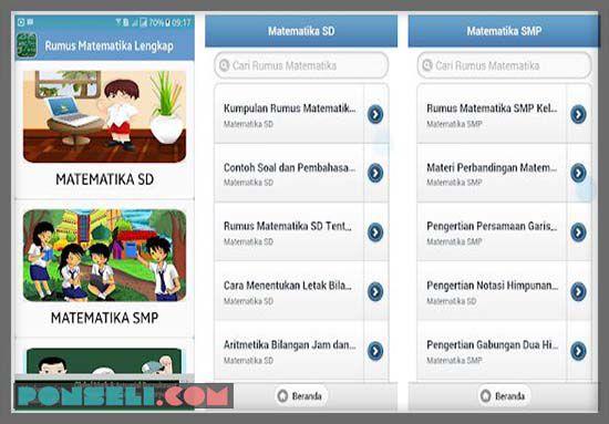 Aplikasi Belajar Pemerintah