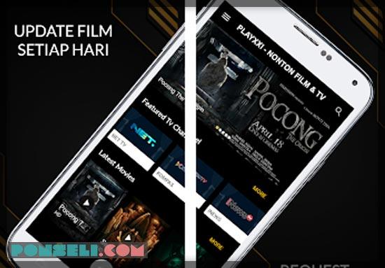 Aplikasi Nonton Film Streaming Android