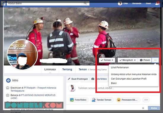 Cara Blokir Facbook Di Browser