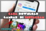 Cara Download Gambar Instagram