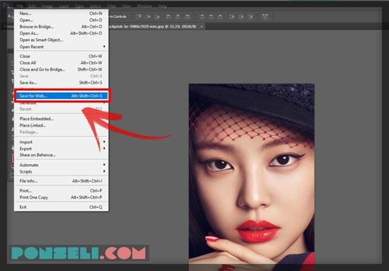 Cara Mengubah Ukuran Foto Menjadi 200 kb Menggunakan Photoshop