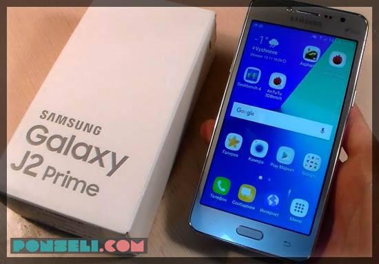 Cara Resest Hp Samsung Galaxy J2 Prime