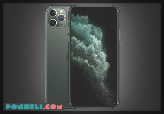 Daftar Harga iPhone 11 Pro Max