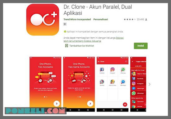 Dr Clone
